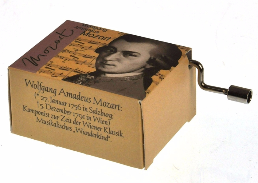 Mozart music box